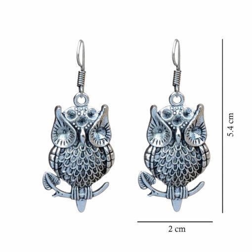 Be Owlsome Earrings 04