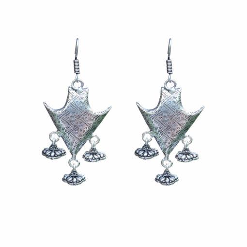 Warrior Shield Earrings 01